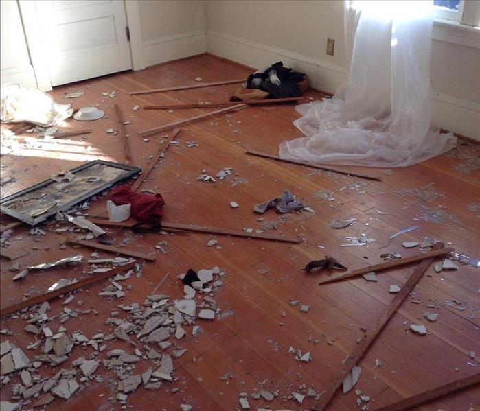 Broken Window Repair? No Problem For SERVPRO Of Oregon City/Sandy!